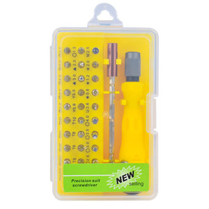Image 2 - 32in1 Open Cell Phone Hand Repair Set of Tools Kit For iPhone Smart Phone Srewdriver Set For Xiaomi For Samsung PC Watch Camera