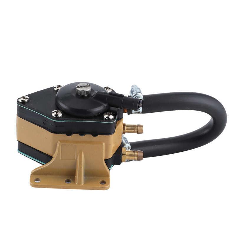 Pièces marines Wavemaker pompe à carburant hors-bord 5007420 pompe de Conversion dinjection dhuile adaptée pour Johnson Evinrude VRO pompe de cale Auto