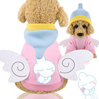 Dog Cat Pet Hooded T...