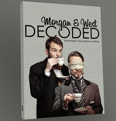 Decoded By Morgan And West Magic Tricks