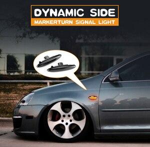Image 2 - 2PCS Led Dynamic Side Marker Turn Signal Light For Lexus IS250 IS350 SC430 Toyota MARK X REIZ CROWN UZZ40 Highlander Camry 40