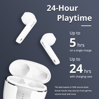 Tronsmart Onyx Ace TWS Bluetooth 5.0 Earphones Qualcomm aptX Wireless Earbuds Noise Cancellation with 4 Microphones,24H Playtime 4