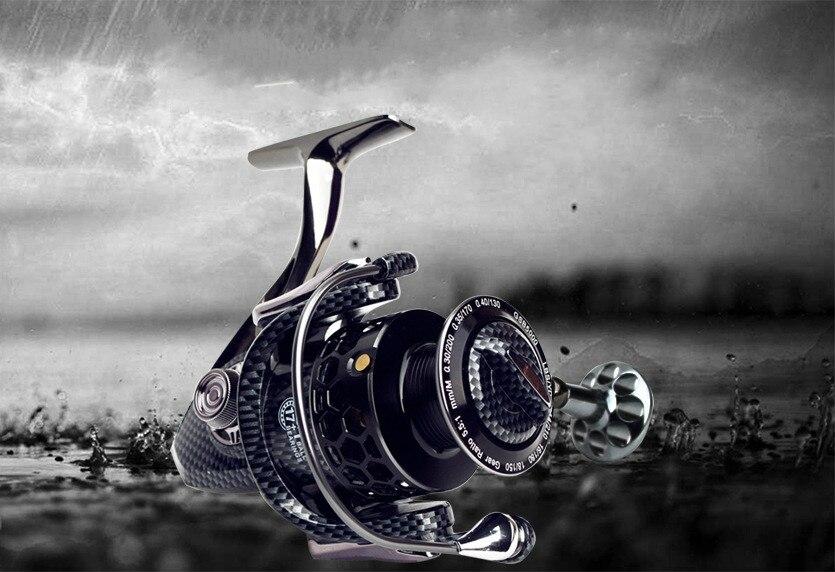 Carretilhas de Pesca Molinete de Pesca Roda Tackle