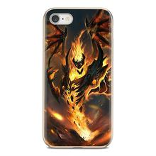 dota 2 logo For Samsung Galaxy Note 2 3 4 5 8 9 S2 S3 S4 S5 Mini S6 S7 Edge S8 S9 Plus Wholesale Silicone Phone Case(China)