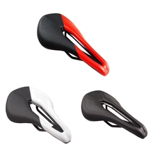 Bicycle Seat Saddle MTB Road Bike Saddles Shockproof Mountain Racing PU Breathable Soft Accessories