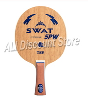 Genuine Tsp Swat Power Table Tennis Blade Racquet Sports Table Tennis Racket Indoor Sports Carbon Blade