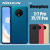 Nillkin-Funda para OnePlus 7T Pro, Funda completa rígida para PC, fundas duras para One Plus 7 7T Pro