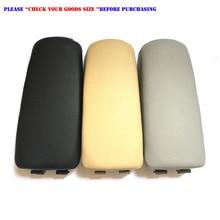아우디 A4 B6 B7 2002 2007 콘솔 팔걸이 보관 상자 뚜껑 가죽 자동차 팔걸이 래치 커버 센터