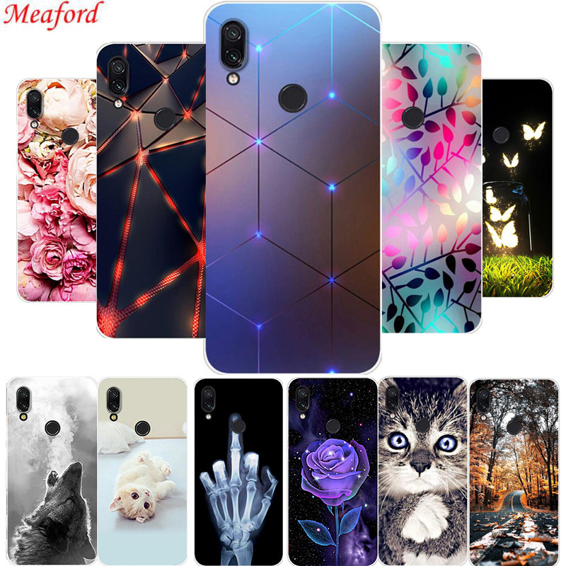 Soft TPU Case for Xiaomi Redmi Note