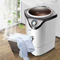 Бытовая стиральная машина одностворчатая Портативная стиральная машина полуполностью автоматическая стиральная машина