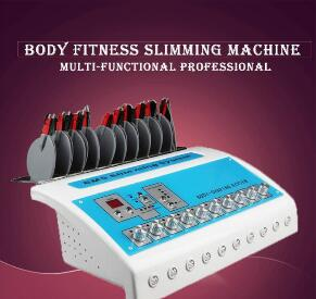 Physiotherapy Weight Loss Machines Electrical Muscle Stimulation Machines Electro Fat Losing Device Body Fitness Slimming