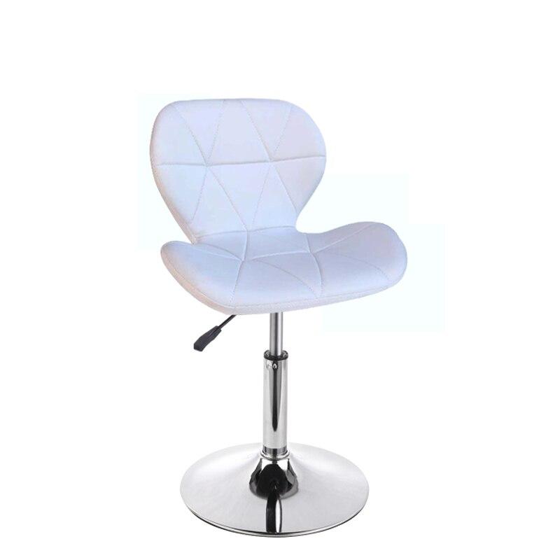 Nordic Bar Chair Salon Lift Chair Modern Minimalist Rotating Bar Chair High Stool Commercial Furniture Light Extravagant