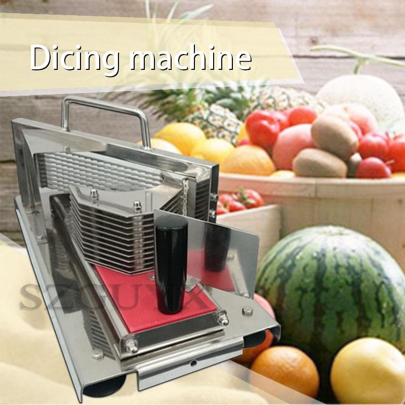 Household manual fruit apple pear lemon Slicer Commercial stainless steel vegetables tomato Cucumber Slicer|Food Processors| |  - title=