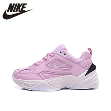 Nike W M2k Tekno Women Running Shoes Comfortable Casual  Sneaker All Color New Arrival #AO3108-600