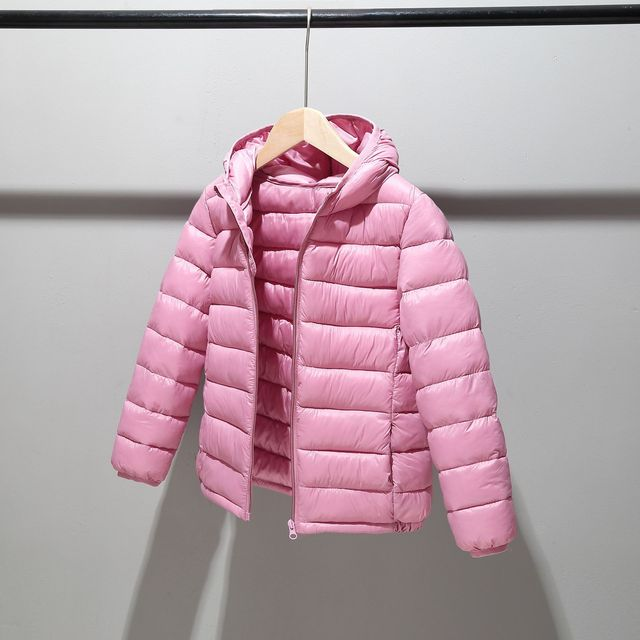 Boys Girls Cotton Winter Fashion Sport Jacket 1
