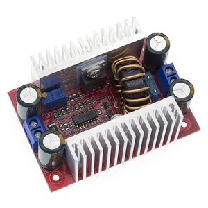 Image 2 - 10PCS DC DC 400W 15A Step up Boost Converter Constant Current Power Supply LED Driver 8.5 50V to 10 60V Voltage
