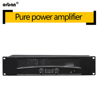 Amplifier home high power professional ktv bar stage performance dual audio subwoofer pure final stage power amplifier
