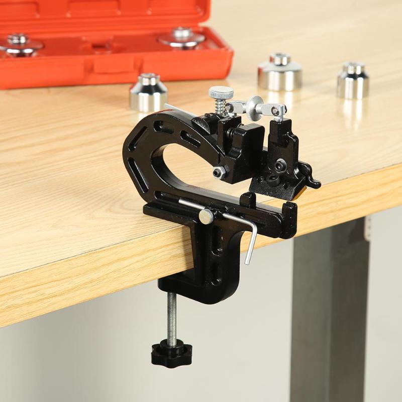 Manual Leather Craft Paring Machine Edge Skiving Hand Leather Peeler Tool Leather Paring Device Edge Cut Splitter Skiver