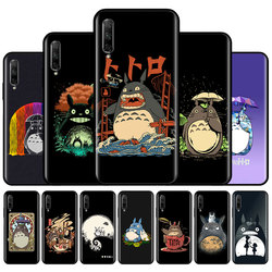 Silicone Case Couqe For Huawei Honor 8X 9X 10 20 Lite 20 Pro 20S 30S Play 9A Nova 7i 5T 5 5z 6 SE Cover My Neighbor Totoro