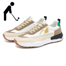 Golf-Shoes Walking-Sneakers Junior Comfortable Summer Non-Slip Spring Men