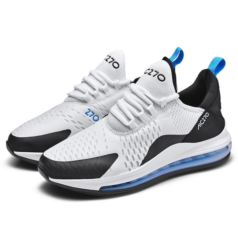 QUAOAR Shoes Men Sneakers Flat Male Casual Shoes Comfortable Running Men Footwear Breathable Mesh Sports Tzapatos De Hombre 8