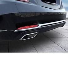 Lsrtw2017 Abs سيارة الباب الخلفي المصد الخلفي قطاع الزخارف لمرسيدس بنز S الفئة S320 S400 W222 2014 2015 2016 2017 2018 2019 2020