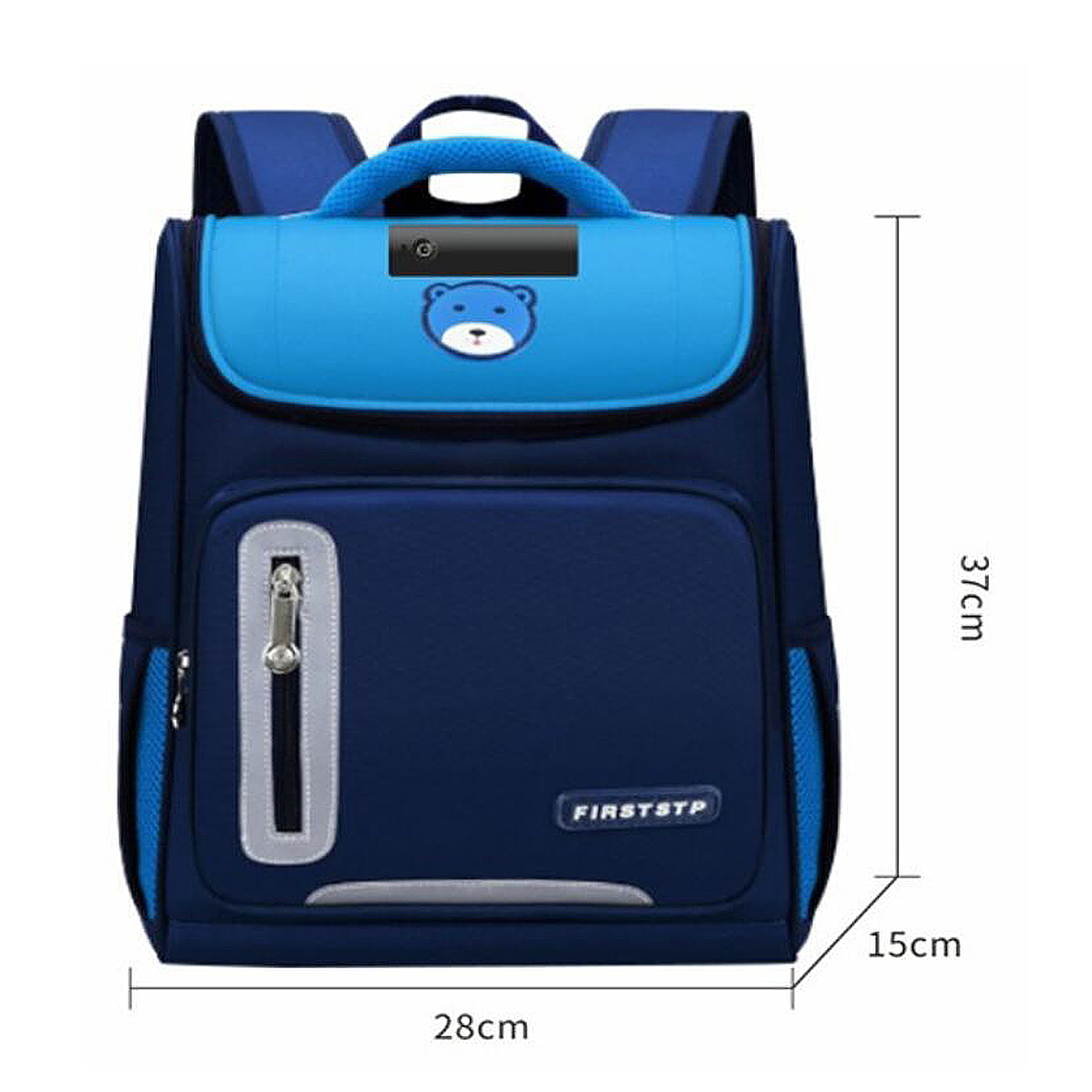 UV Sterilizer Bag, UV Light Sanitizer Bag, Portable Disinfection Student Backpack for Books, Pencil box, Vacuum cup, Keys