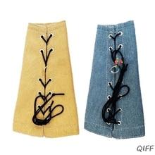 Попугай против царапин джинсовые нарукавники многоцелевой протектор руки птицы пеленки игрушки