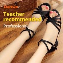High Quality Professional Ballroom Tango Salsa Latin Dance Shoes For Girls Children kids Women Soft Sole Low Heel Dancing Shoes серьги exclaim exclaim mp002xw1hso3