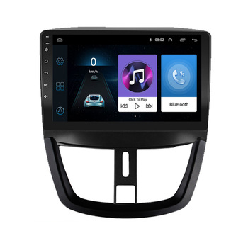 For Peugeot 207 207CC 2007-2013 android autoradio 2 din Android Car Stereo WIFI GPS Navigation Multimedia Player head unit image
