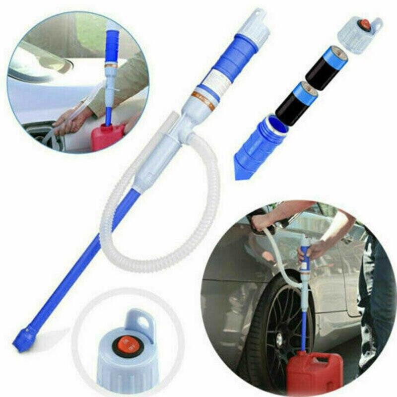 Автомобиль Грузовик мазута бензин дизель перекачки ручной насос присоска Ручной Сифон всасывания воды химический жидкий насос
