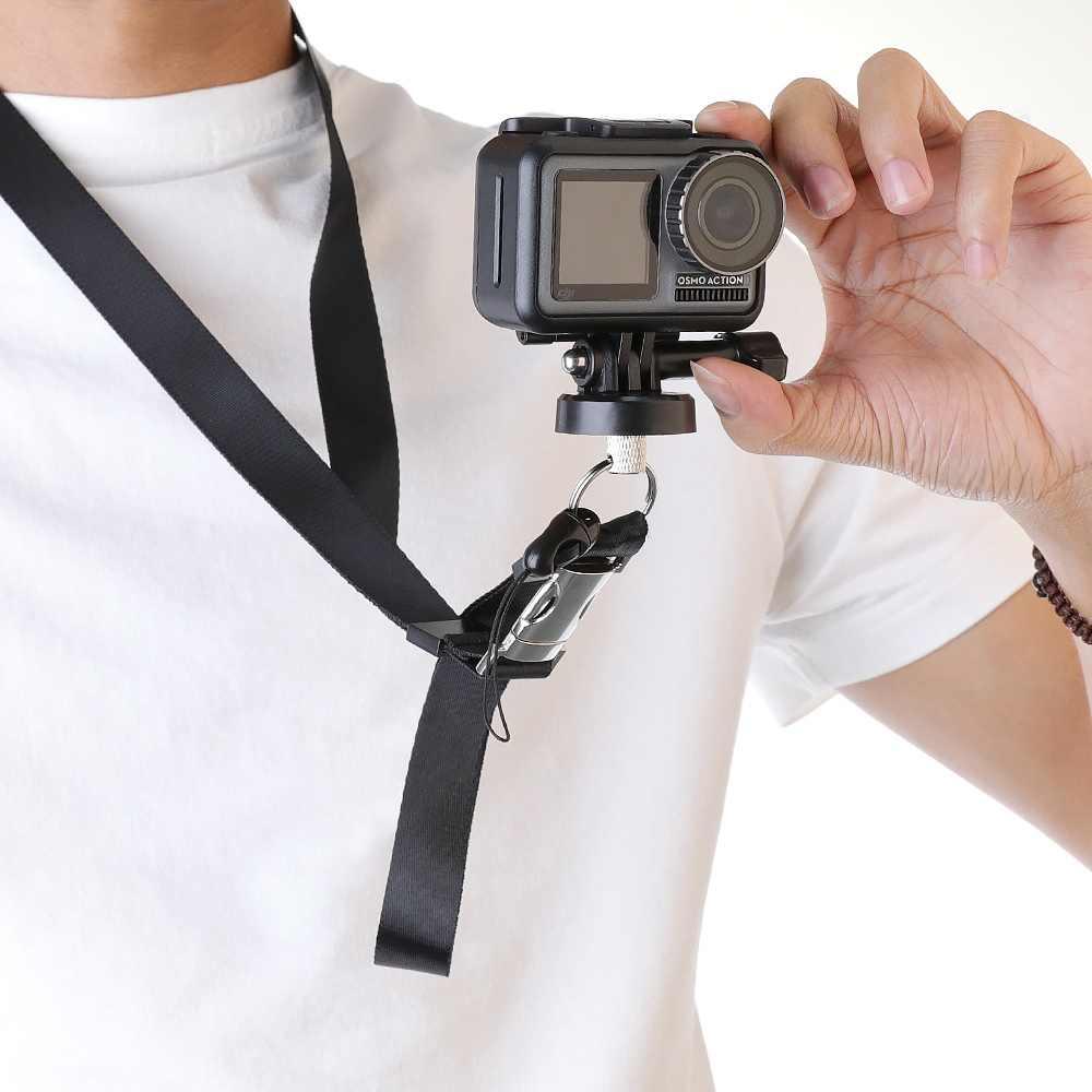 Cordón de mano correa para el cuello para Accesorios de cámara de bolsillo Palma FIMI