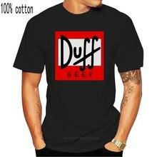 DUFF Mens T-shirt Tops Tees Fitness Hip Hop Men Tshirts Clothing Super Big Size cmt