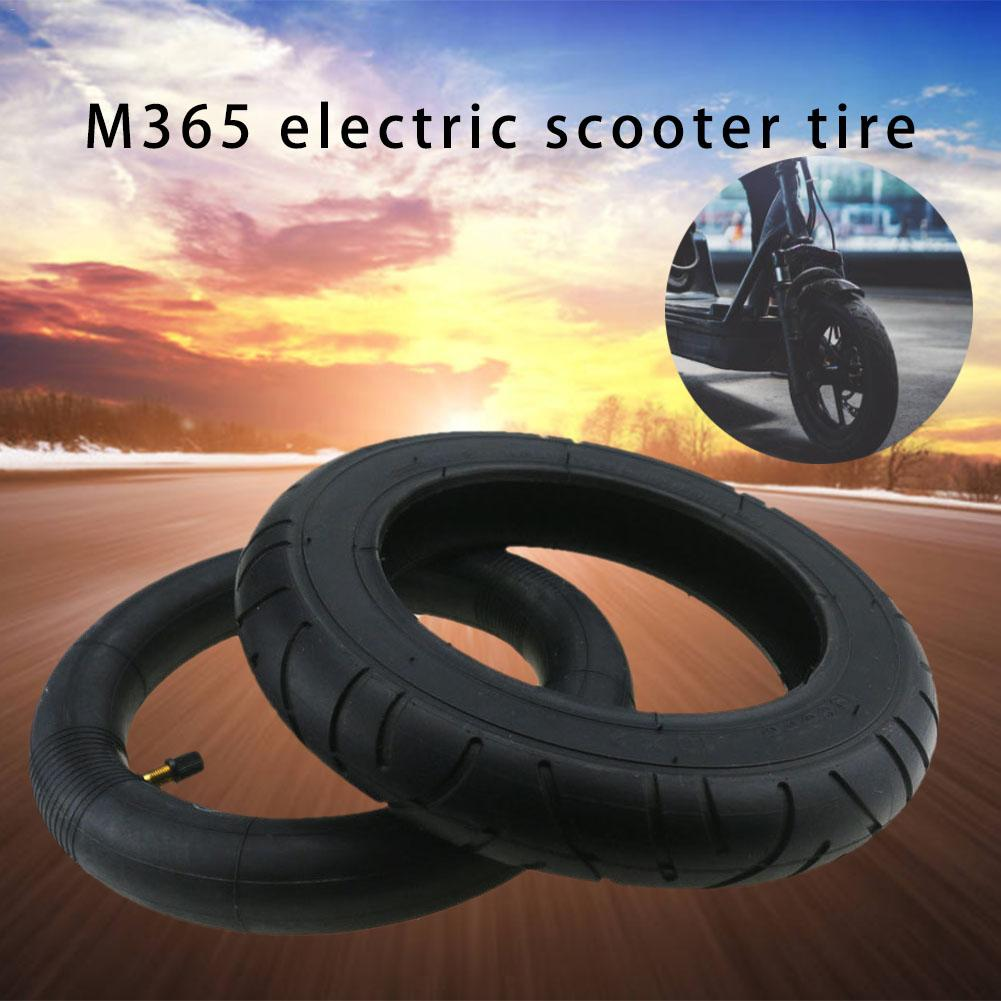 10 Inch for Xiaomi Mijia M365 Scooter Skateboard Tyre Solid Hole Tires Shock Absorber Non Pneumatic Tyre Damping Rubber Tyres in Scooter Parts Accessories from Sports Entertainment