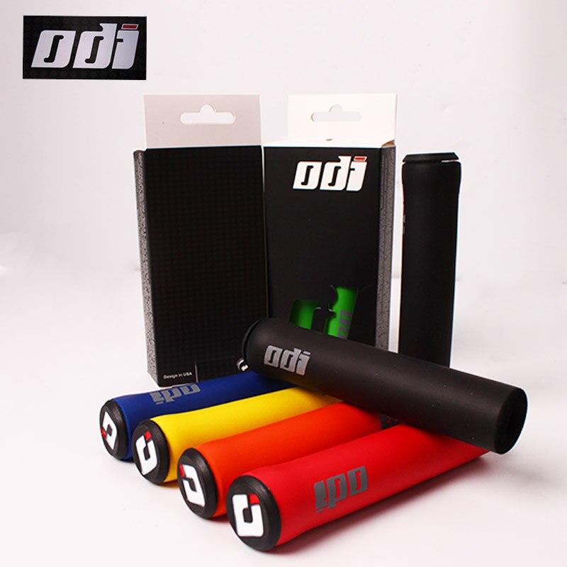 2 шт. ODI велосипедные ручки MTB ручки для руля мягкие горный велосипед Силиконовая ручка для руля Аксессуары для велосипеда