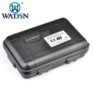 Image 5 - WADSN Airsoft PEQ 15 LA5CยุทธวิธีPEQ 15 UHPสีเขียว/Red Dotเลเซอร์ไม่มีIRไฟฉายZero Reset Hunting WeaponไฟWEX453