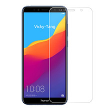 Premium Glass For Honor 7a / Pro Anti-scratch 2.5d Tempered Screen Protector Huawei Protective Film
