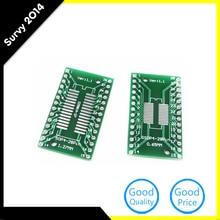 20pcs TSSOP28 / SSOP28 to DIP28 Pinboard SMD to DIP Adapter 0.65/1.27mm diy electronics 20pcs lnk305pn lnk305 dip 7