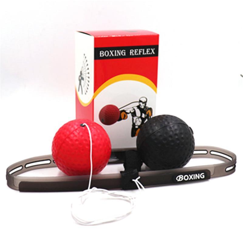 Boxing Head Speed Tennis Boxing Reflex Fitness Focus Boxing MMA Training Response Training Improvement