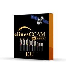 Best CCCam Lines Oscam for Europe Satellite Receiver GTmedia V8 Nova v8x v7s Linux HD Receptor Cline