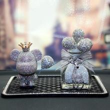 Алмазные украшения для салона автомобиля Креативные подарок