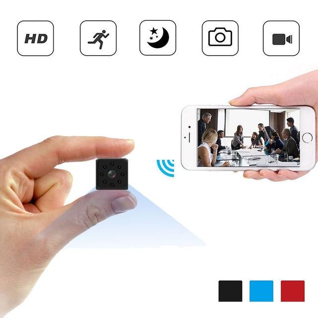 Originale Camera SQ13 SQ23 Mini Macchina Fotografica SQ12 SQ11 HD 1080P 480P di Visione Notturna Video Recorder Micro Cam Supporto nascosta Carta di TF 1