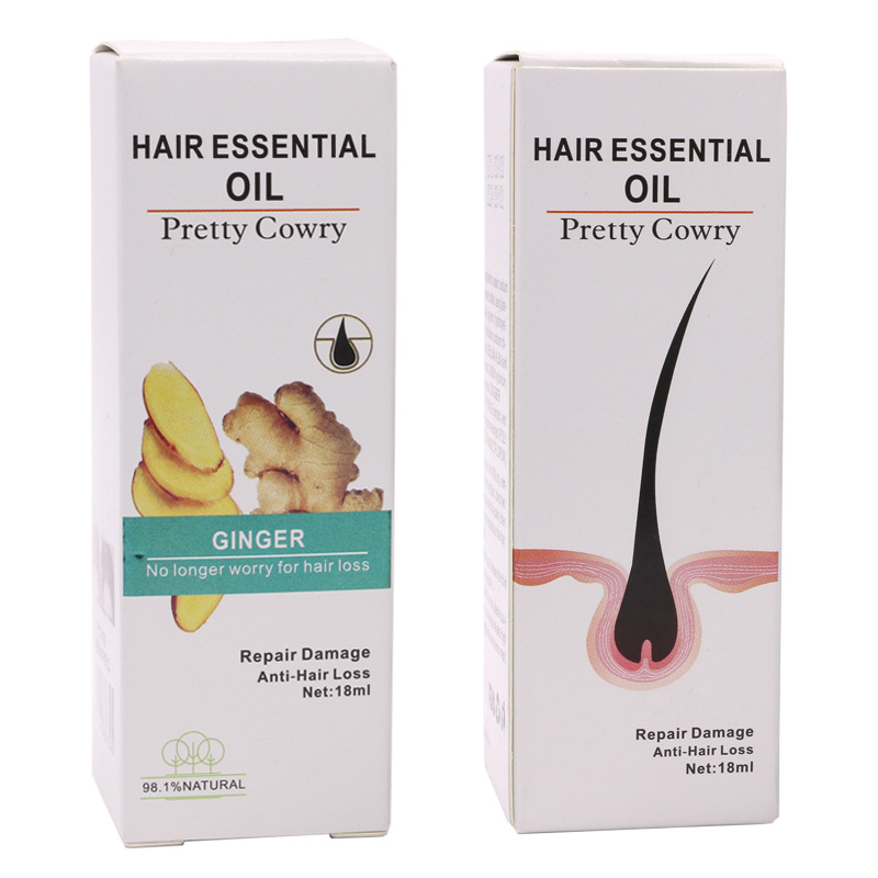 1PC nowy imbir olejek eteryczny do włosów nawilżający leczenie skóry głowy włosów anty suszenie bifurkacja opieki zdrowotnej gładkie piękne włosy