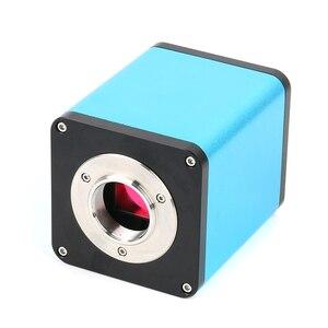 Image 5 - FHD 1080P industrie Autofocus SONY IMX290 caméra de Microscope vidéo U enregistreur de disque CS C caméra de montage pour soudure de carte PCB SMD