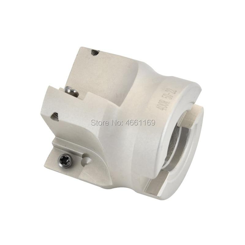 Купить с кэшбэком BAP400R 50 63 80 100 Face Milling Cutter Tools For APMT1604PDER Carbide Inserts Suitable For NC/CNC Machine