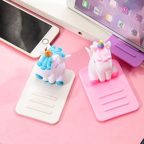 Unicorn Phone Holder Home Office Stand Sucker Tablets Desk Sucker Design High Quality Smartphone Holder for Iphone Xiaomi Oppo Islamabad