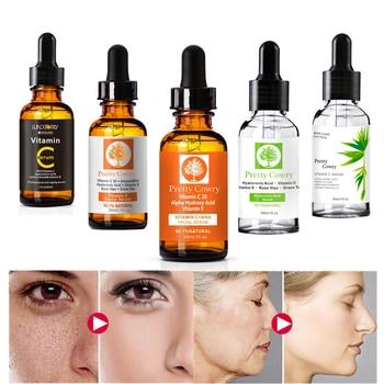 30ml facial essence repair skin serum retinol vitamin C serum firming anti-wrinkle anti-aging anti-acne serum skin care aravia anti acne serum