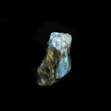 34g  A5-6  Natural Stone Labradorite Mineral Crystal Specimen Home Decoration From Madagascar