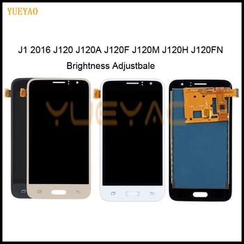 Дисплей Samsung Galaxy J1 2016 + тачскрин