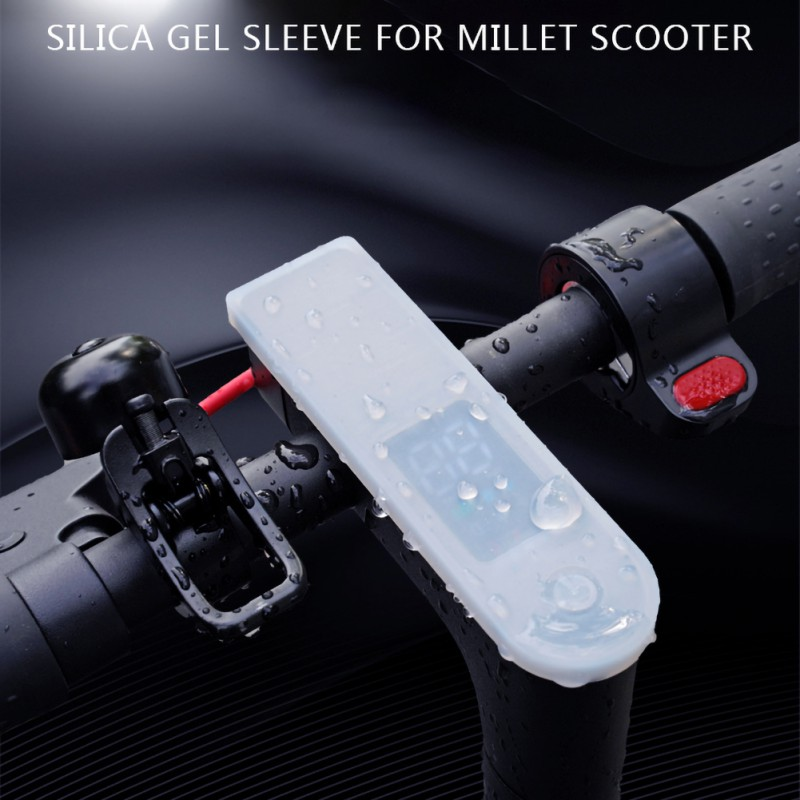 <font><b>Xiaomi</b></font> <font><b>Mijia</b></font> <font><b>M365</b></font> Scooter <font><b>Pro</b></font> <font><b>PCB</b></font> Dashboard Universal Circuit Board Silicone Cover Protect Case Waterproof for BT Circuit Board image